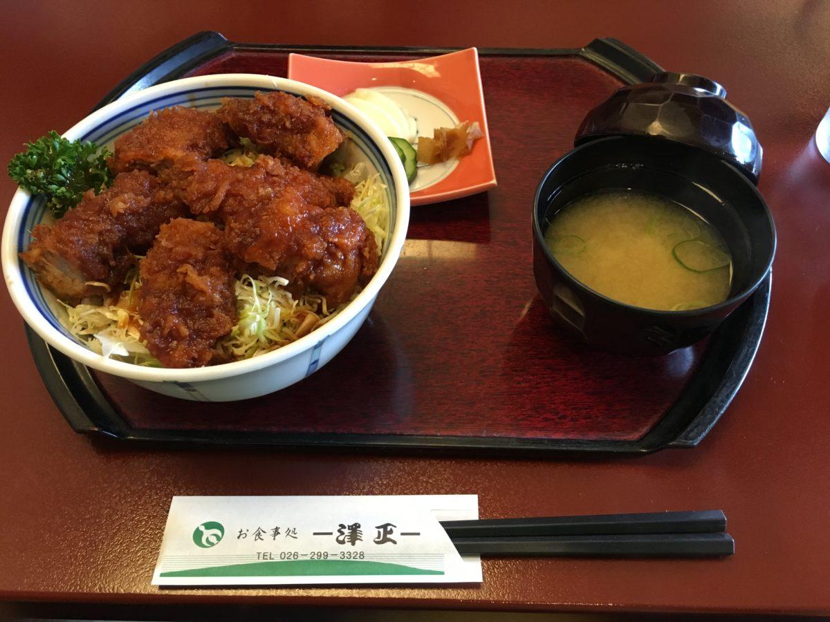 チョップカツ丼