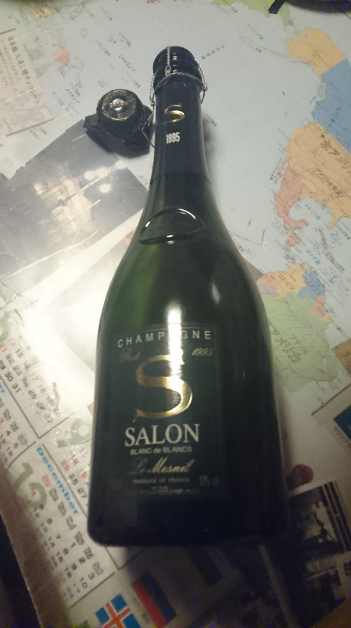 SALON 95 CHAMPAGNE