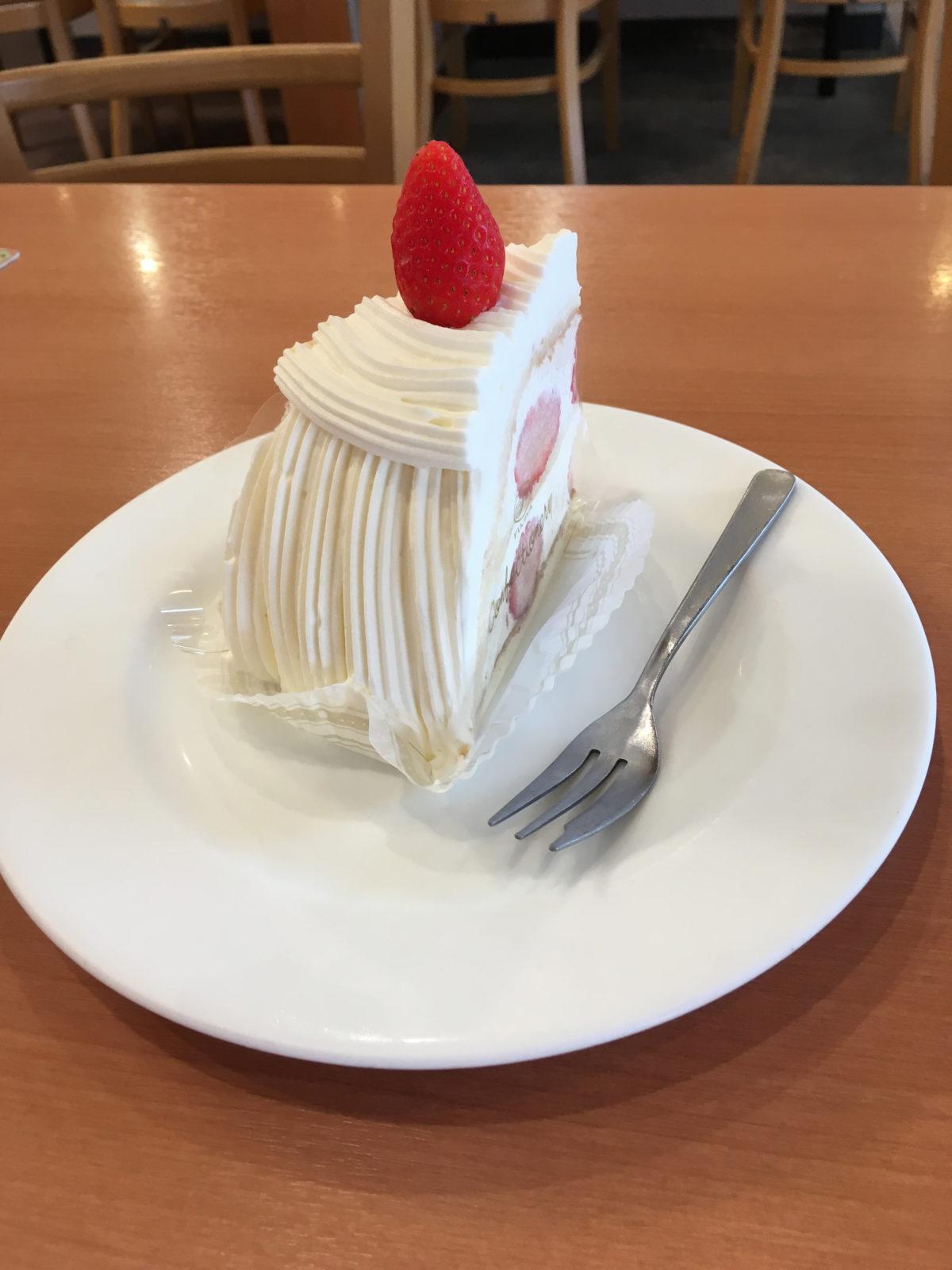 イタリアン ショート ケーキ 不二家
