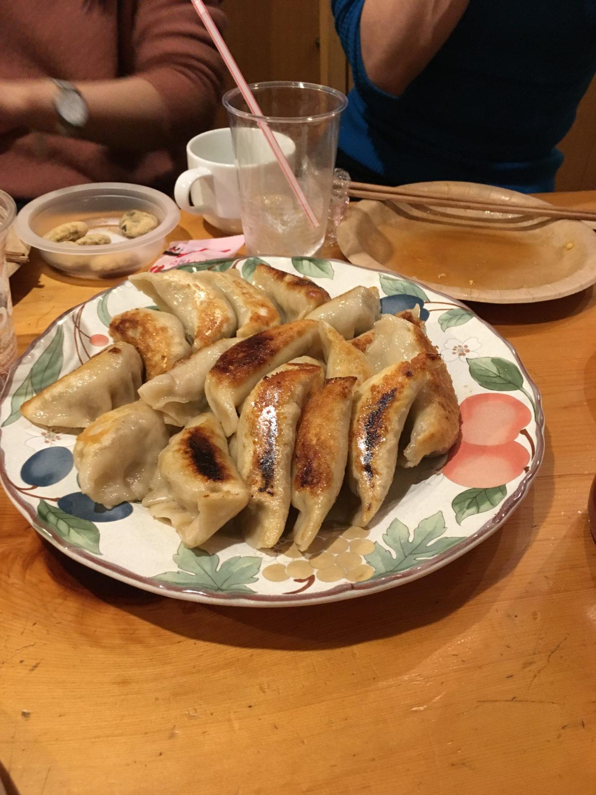 手作り餃子WS