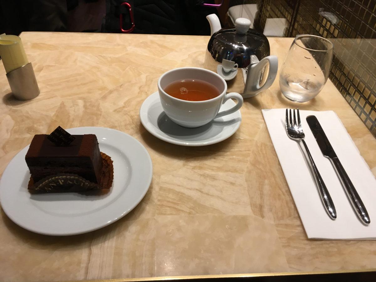 JPH 紅茶とチョコレート
