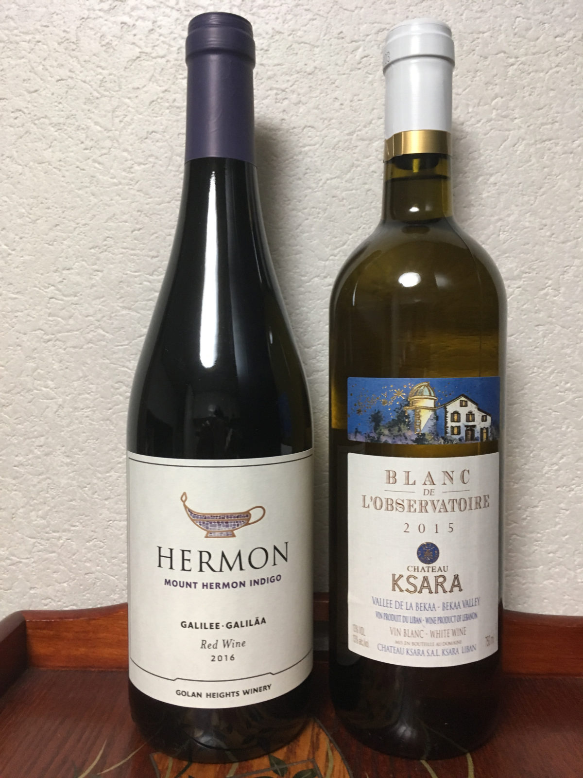 イスラエル ワイン