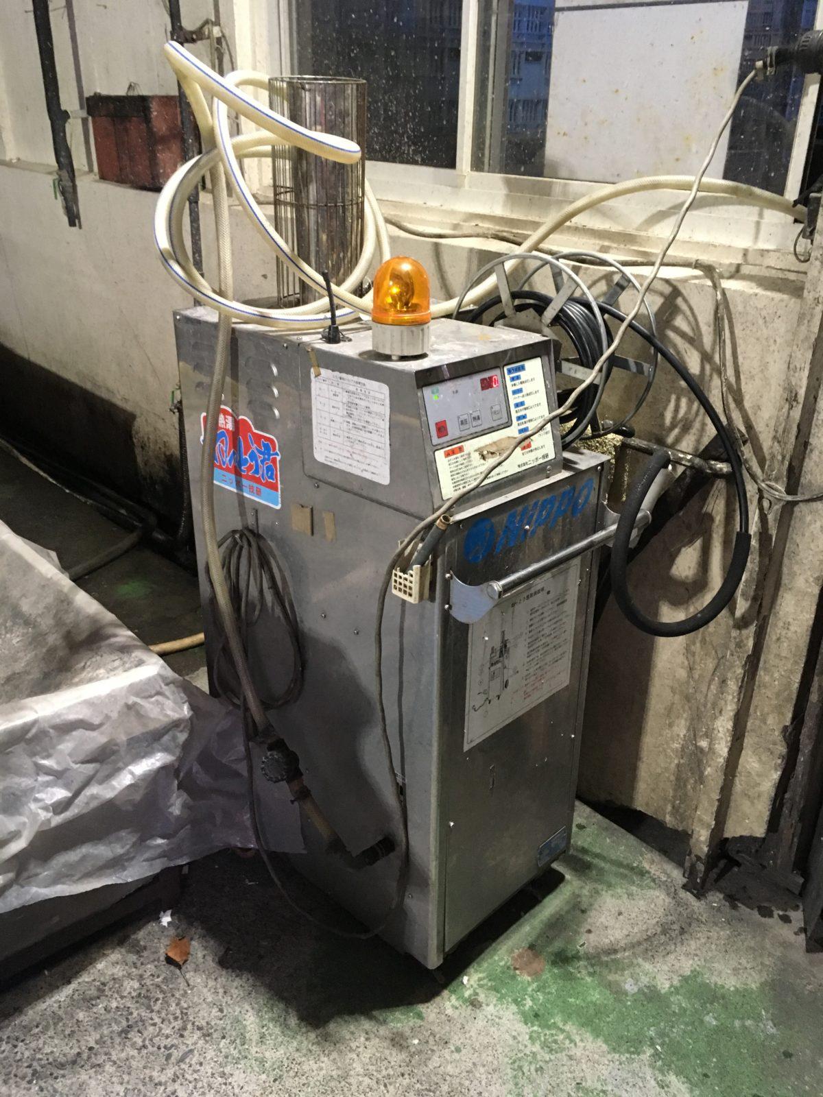 機械洗浄❗️